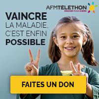 Téléthon 2018 - Faites un don